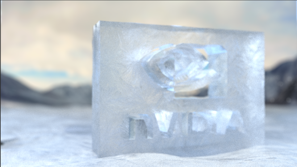 Ice Material Test