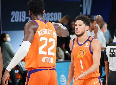 Suns: A incrível jornada do time na bolha da NBA!