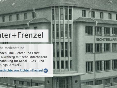 Neuer Partner: Richter+Frenzel