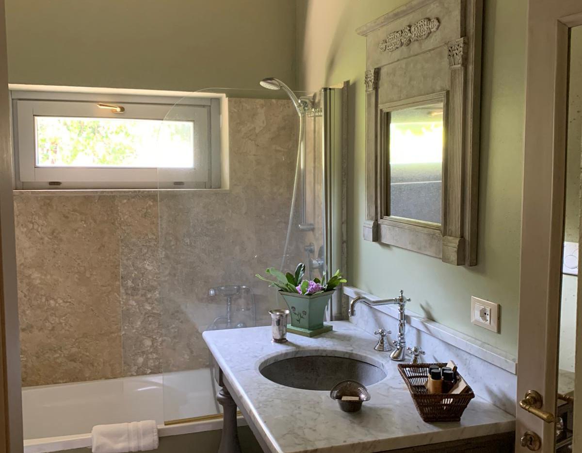 Bagno chambre Olive