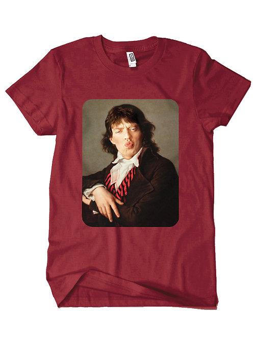 Maglietta Jagger rossa