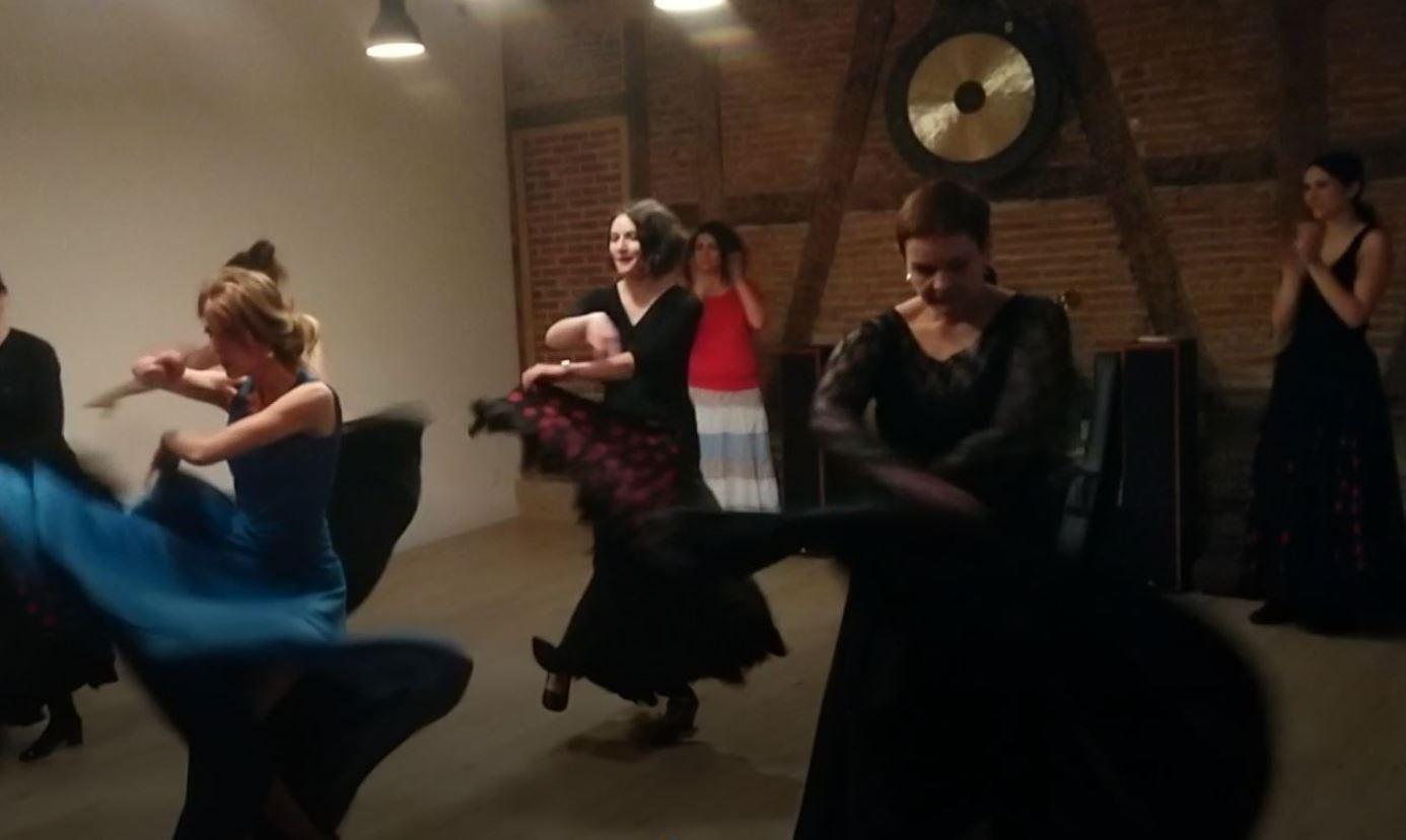 Cours de flamenco à Barr