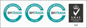 ISO 9001, 14001, 27001 & OHSAS 18001