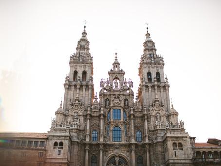 Santiago de Compostela Couple's Session