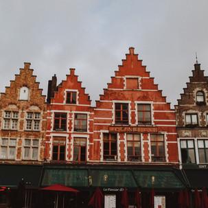 Belgium Couple's Adventure