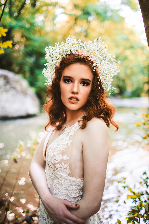 Bridal Portraits Saddleback Studio
