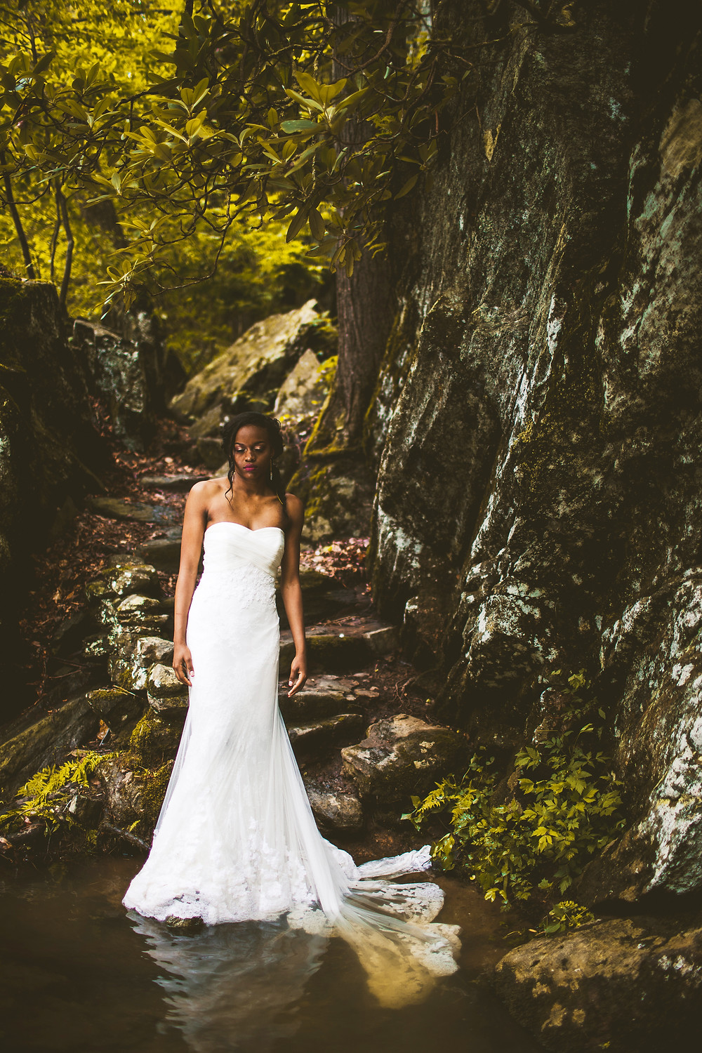 wild brides styled shoot