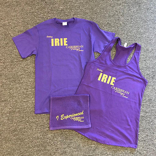 """""""Feeling Irie"""" Purple Bundle"""
