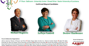 New Orleans Mayoral Candidate Forum