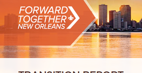 Forward Together New Orleans Transition Report