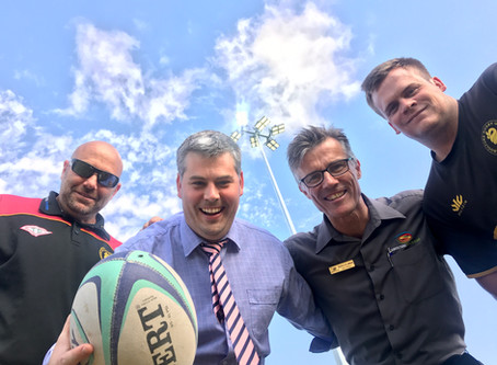 Caboolture Rugby and Touch in the Spotlight