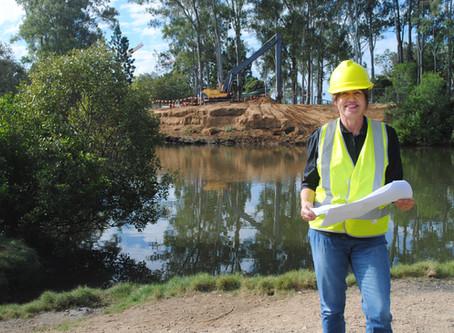 Wyllie Park Riverbank Stabilisation Works