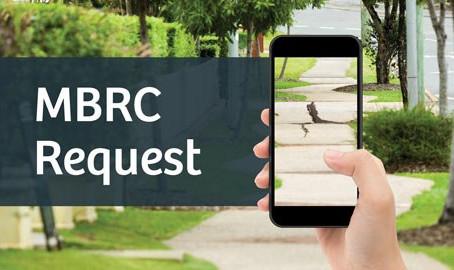Introducing MBRCs Request App
