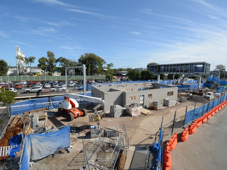 New Bridge Afoot at Morayfield Station