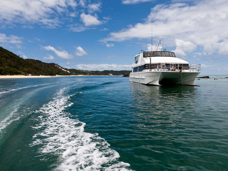 All aboard! New Redcliffe to Moreton Island passenger service