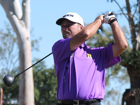 Burns and Davis to Play at Pine Rivers Golf Course