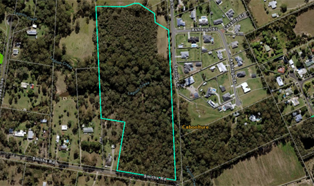 Have your say on the Naming of Caboolture Reserve