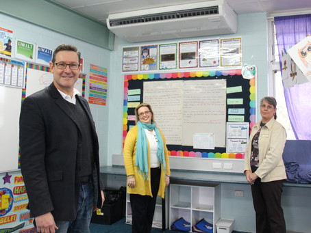 Over $1M in New Funding for Bancroft Schools