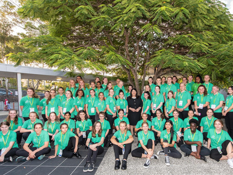 Brisbane Camp Inspires Caboolture STEM Girls to Shine