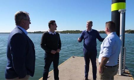 'Works for Queensland' boosts Moreton Bay economy