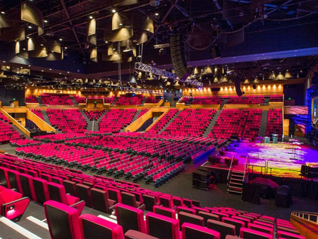 Brisbane Convention Centre Reopens
