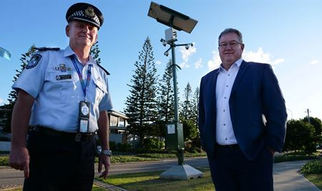 Portable CCTV Networks Roll-out Around Moreton Bay