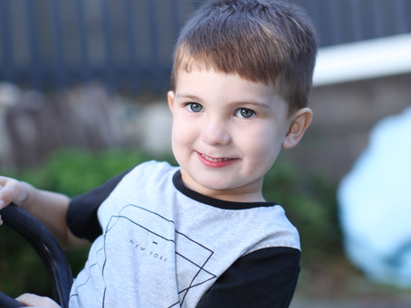 Meet Harry: Raising Awareness for Cleft Lip and Palate