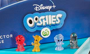 Disney+ Ooshies Arrive at Woolworths