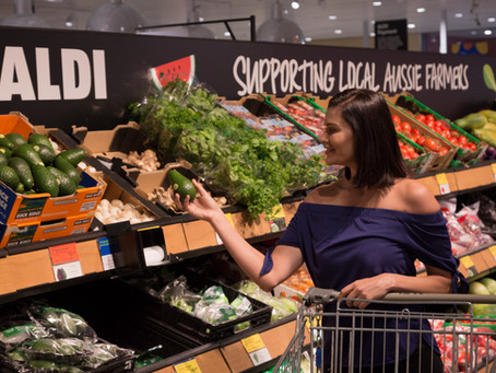 Fresh New Look for ALDI Burpengary