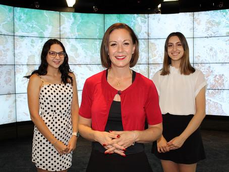 USC Social Media Class Trends at Aus/NZ Awards
