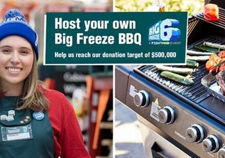 Support FightMND's Big Freeze by Hosting a BBQ at Home