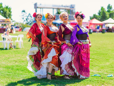 Celebrate Qld Multicultural Month in Moreton Bay