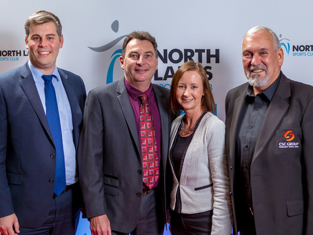 Attorney-General Officially Opens North Lakes Sports Club