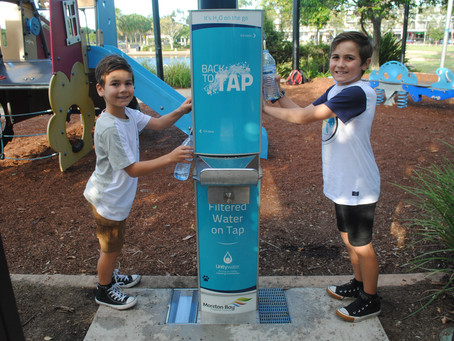 Permanent Water Refill Stations Pop Up Across the Region