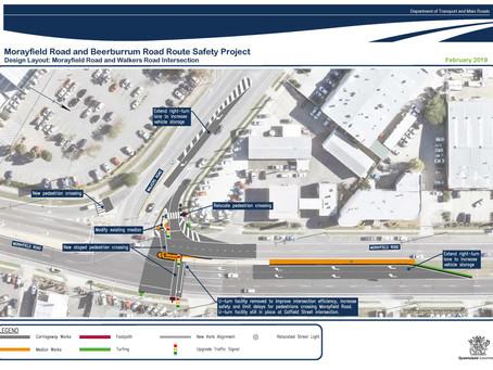 Morayfield Road Safety Moving Along