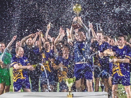 Narangba Clinches Title and Promotion
