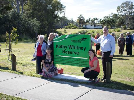 Remembering Kathy Whitney