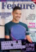 Feature Magazine Feburary 2019 front cov