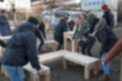 WERT DER DINGE zusammen gestalten hannover straßenmöbel