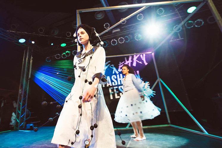 WERT DER DINGE raumgestaltung freaky fashion festival 2016 hannover
