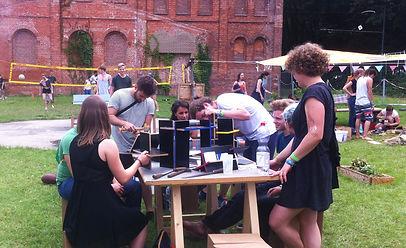 WERT DER DINGE workshop snntg festival sehnde 2017