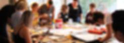 WERT DER DINGE workshop buchbinden platzwerk