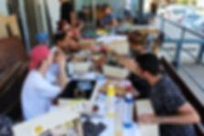 WERT DER DINGE workshop arbeitswelten der zukunft modellbau
