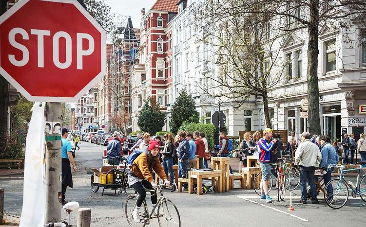 WERT DER DINGE urban action Blaues Wunder Hannover