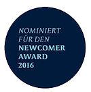WERT DER DINGE newcomer award 2016