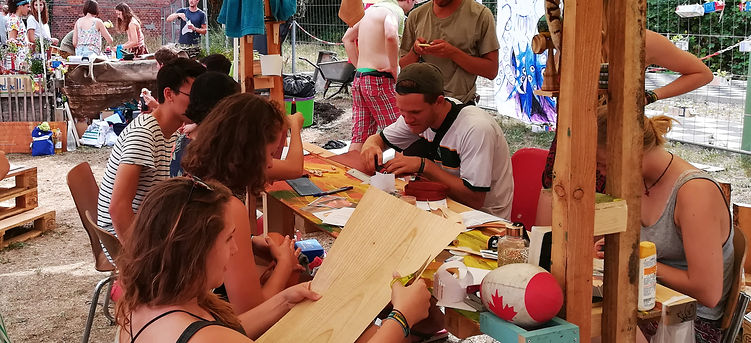 WERT DER DINGE workshop snntg festival 2018 sehnde