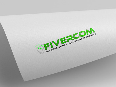Logo ontwerp gaming online shop