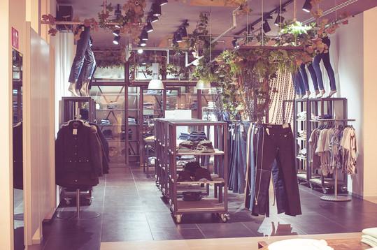 Fotografie kledingwinkel Tiffanys