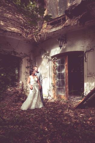 Huwelijksfotografie op unieke plaatsen