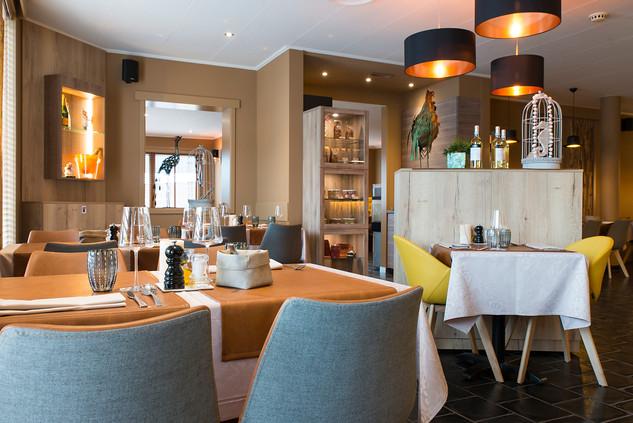 Tafels Restaurant 't Kofschip